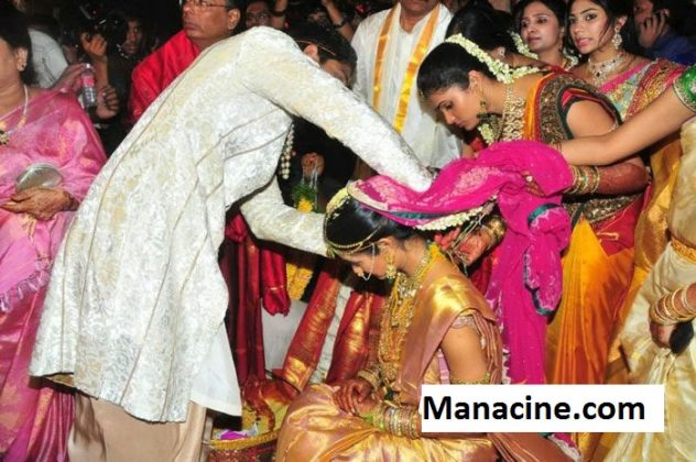 Allu Arjun Marriage Pics